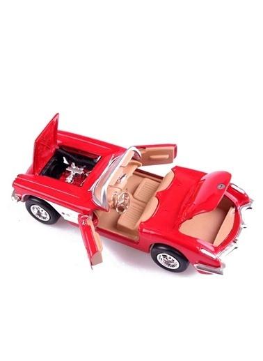 Motor Max 1959 Corvette 1/24  Renkli